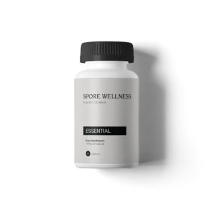Spore Wellness Essential front